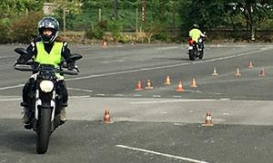 Piste Moto - Présentation de la piste moto école