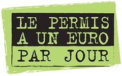 Permis à 1 euro - Aide au financement du permis